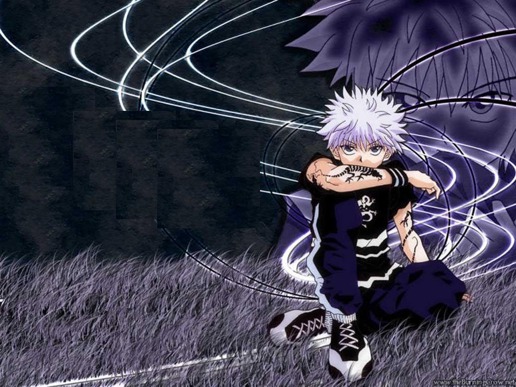 Sasuke Vs Killua – DReager1