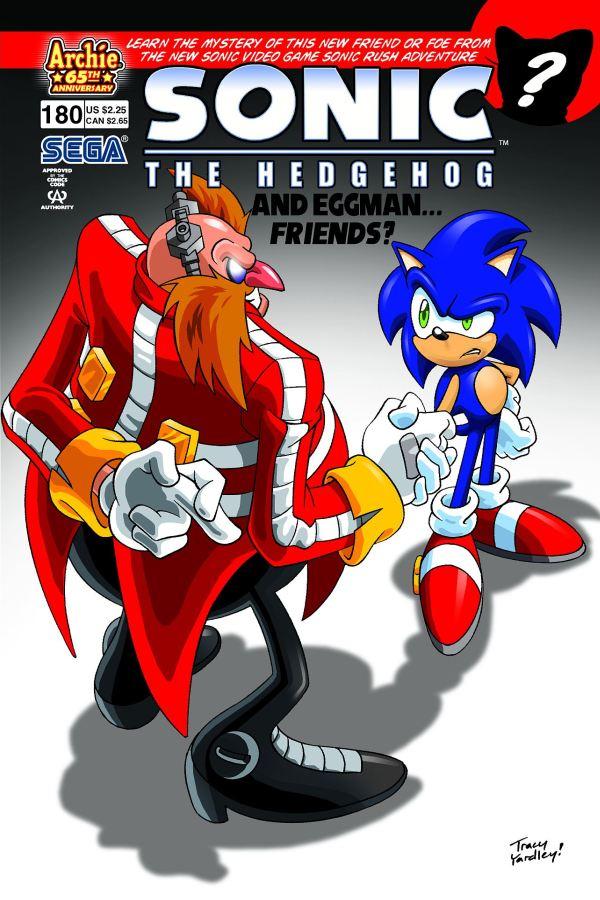 Sonic vs Eggman - DReager1.com