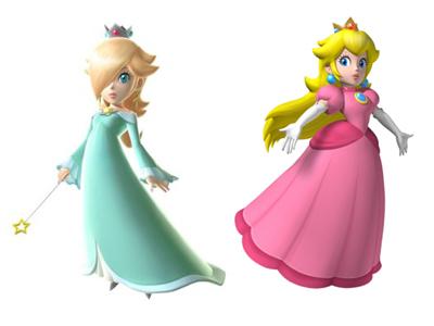 princess peach and daisy together. +peach+and+princess+daisy