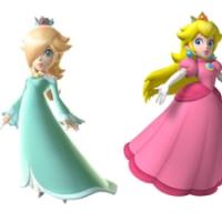 Peach vs Rosalina