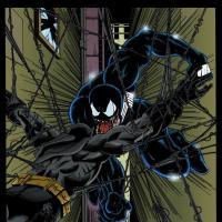 Venom vs Batman