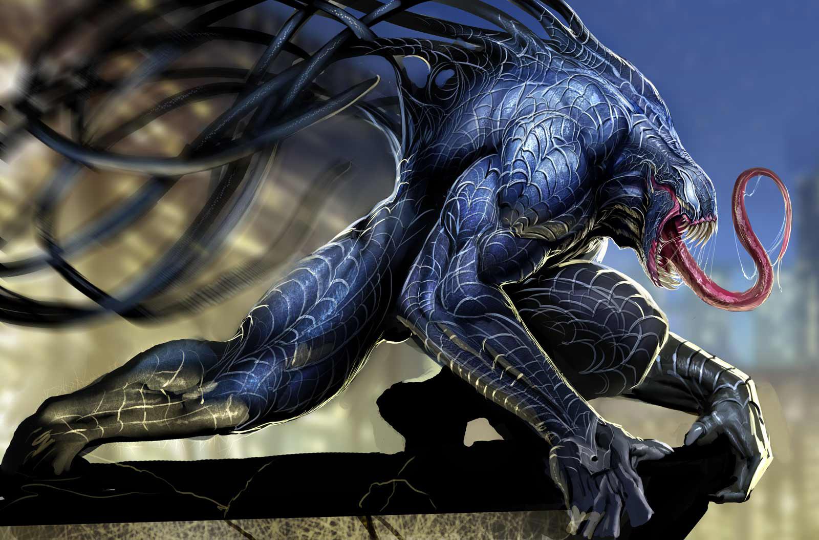 Amazing Wallpaper Marvel Lizard - venom-spider-man-654973_1600_1054  Perfect Image Reference_84851.jpg