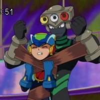 Megaman vs Videoman