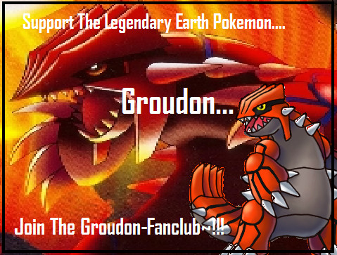 camp pokemon how to get groudon
