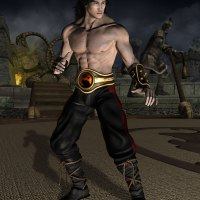 Liu Kang vs Rock Lee