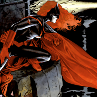 Batwoman vs Vixen