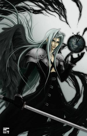 Tags Daken Sephiroth