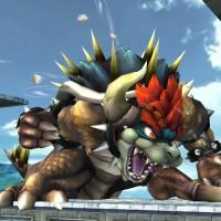 Bowser vs Ryu