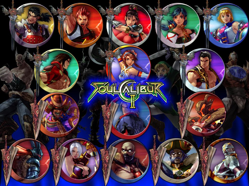 soul-calibur-2-bigSoul Calibur 1 Characters