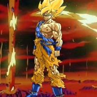 Goku vs Byakuya