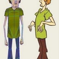 Shaggy vs Proto Man