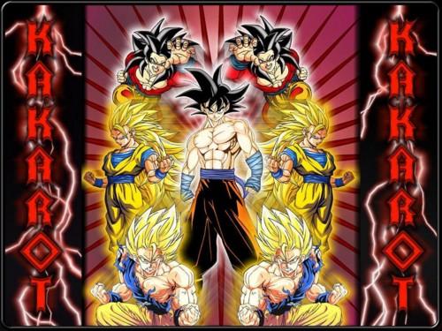 Buscar imagenes de goku super sayayin 50 - Imagui
