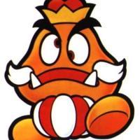 King Goomba vs Waddle Doo