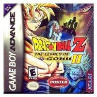 Dragonball Z Legacy of Goku 2