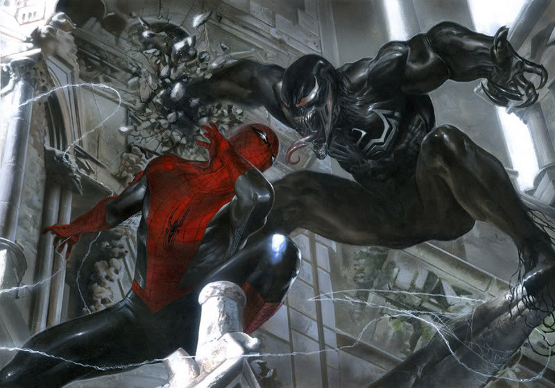 Spiderman vs Venom | DReager1's Blog