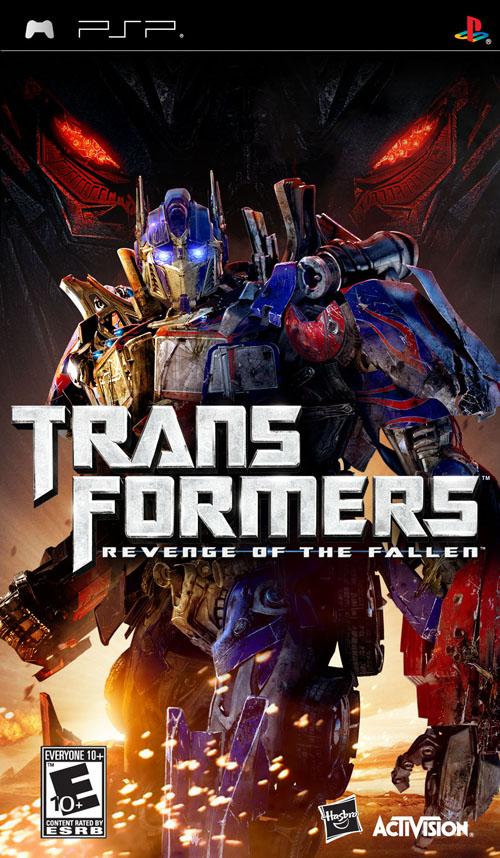 Transformers 2: Revenge Of The Fallen [PSP]