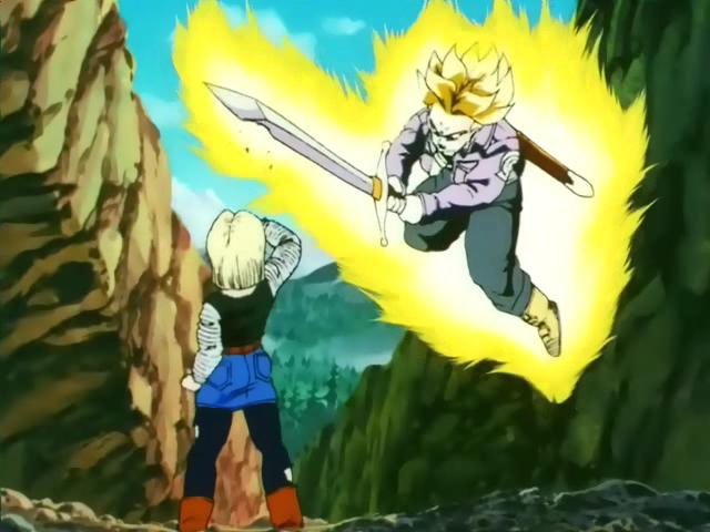 sức mạnh của Future Trunks