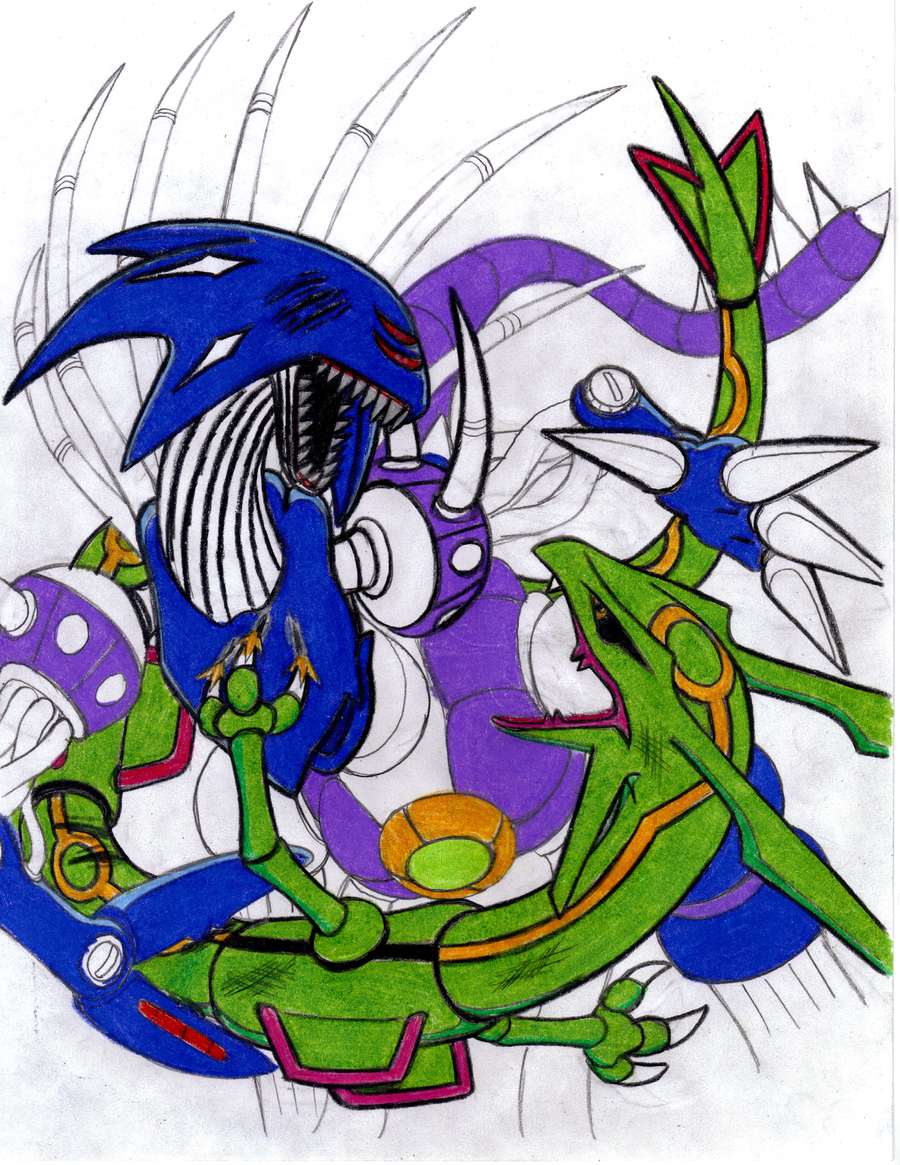 rayquaza vs metal sonic dreager1 s blog