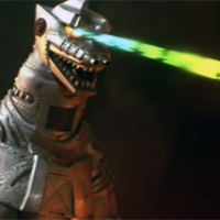 Mecha Godzilla vs Chunk