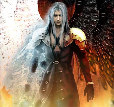 Alien vs Sephiroth