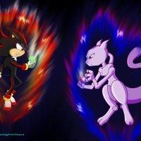 Shadow vs Mewtwo
