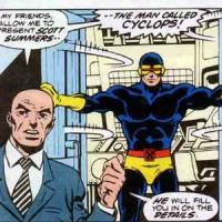 Cyclops vs Professor X