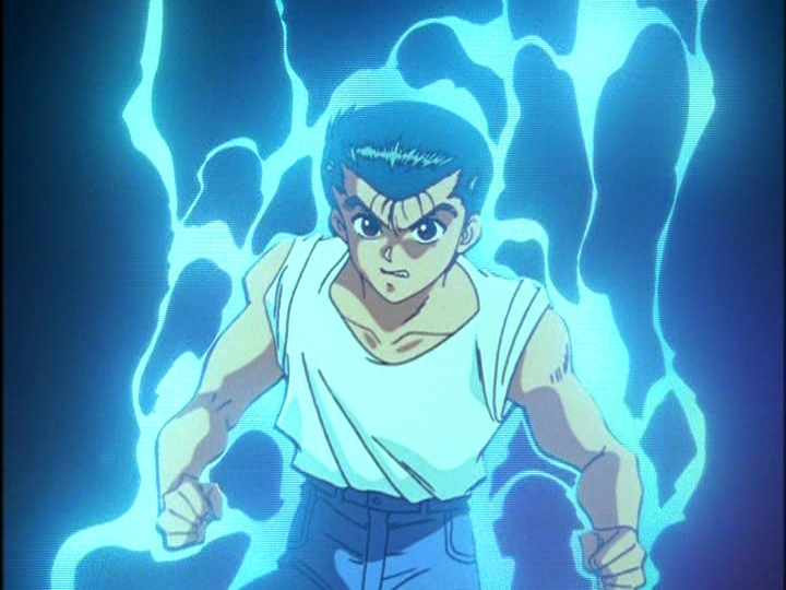 Yusuke urameshi for Yusuke demon