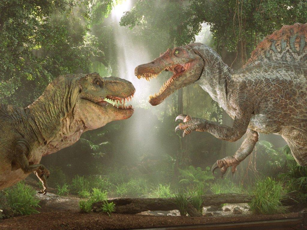 Spinosaurus Battles | DReager1's Blog