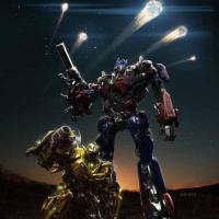 Optimus Prime vs Bumble Bee