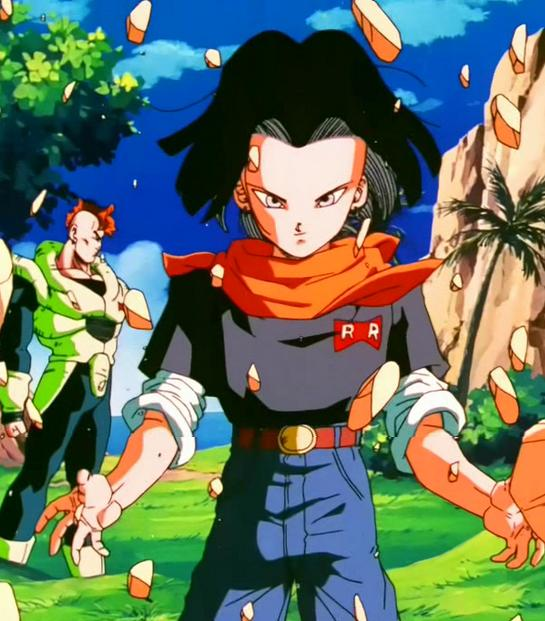 Android 16 Battles Dreager1s Blog