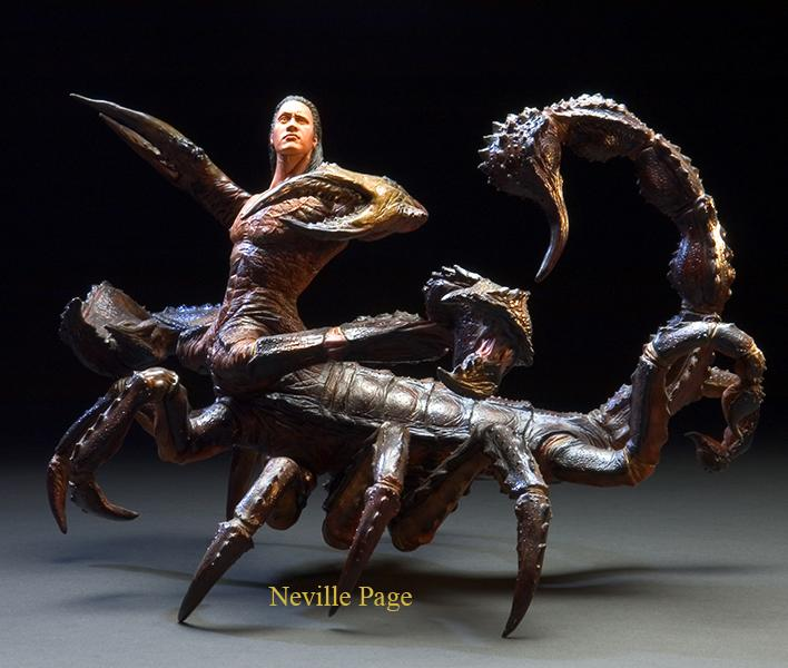 King scorpion animal - photo#20