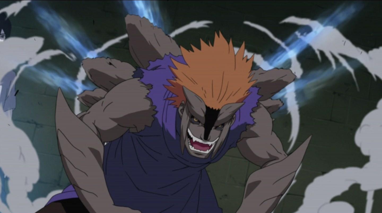 Jugo Is Like A Disney Princess He S Kind Well Liked And Talks To Animals Naruto