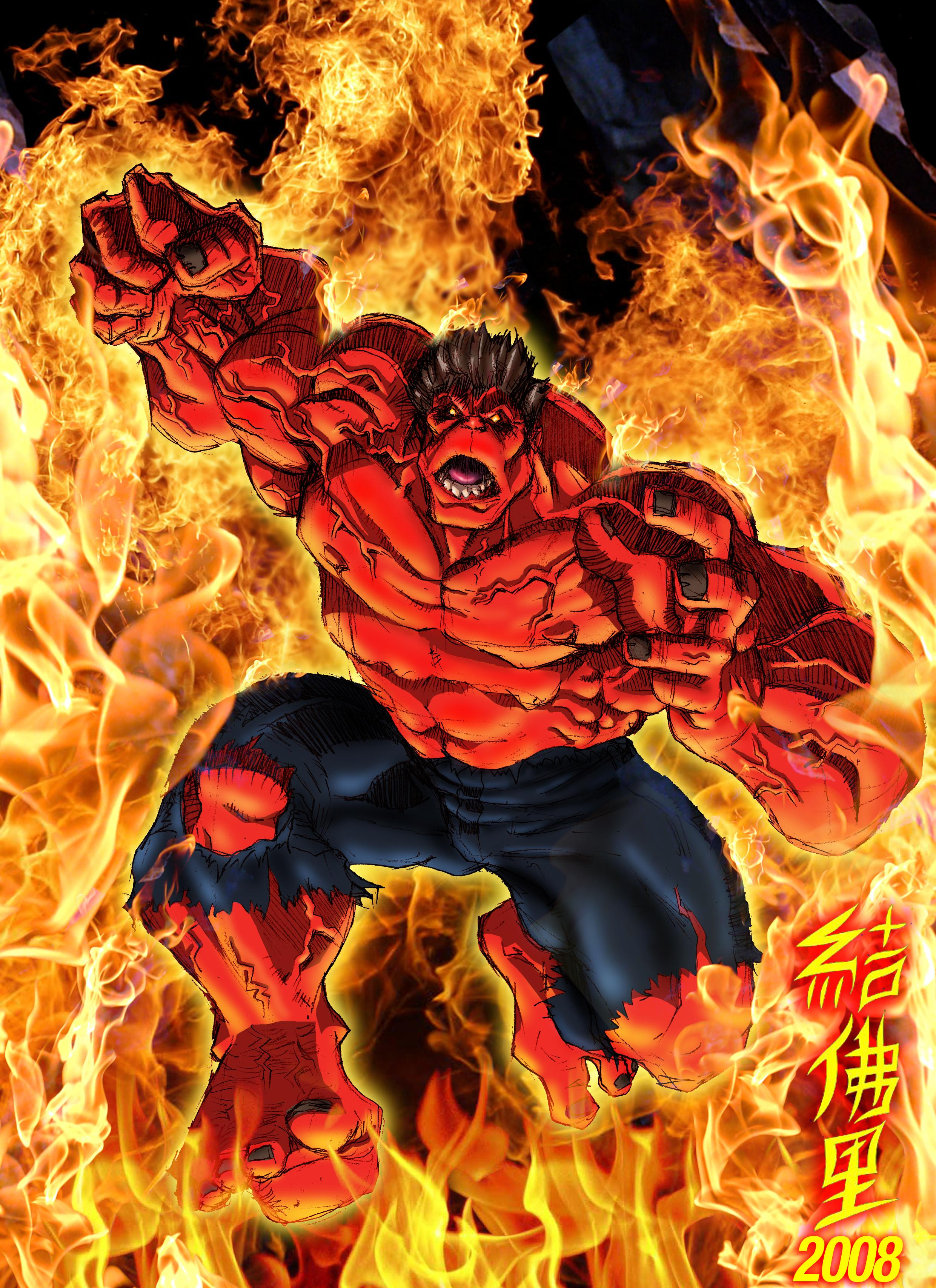 Red hulk battles dreager1 39 s blog page 2 - Pictures of red hulk ...