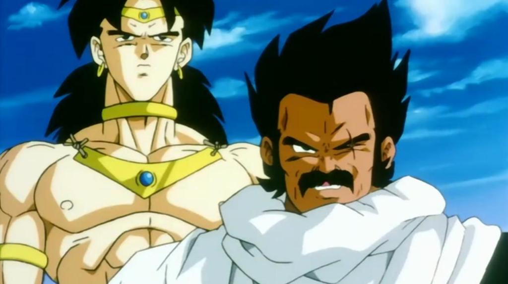 Paragus vs Broly