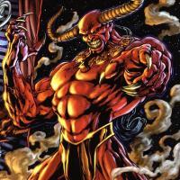 Mephisto vs Lucifer