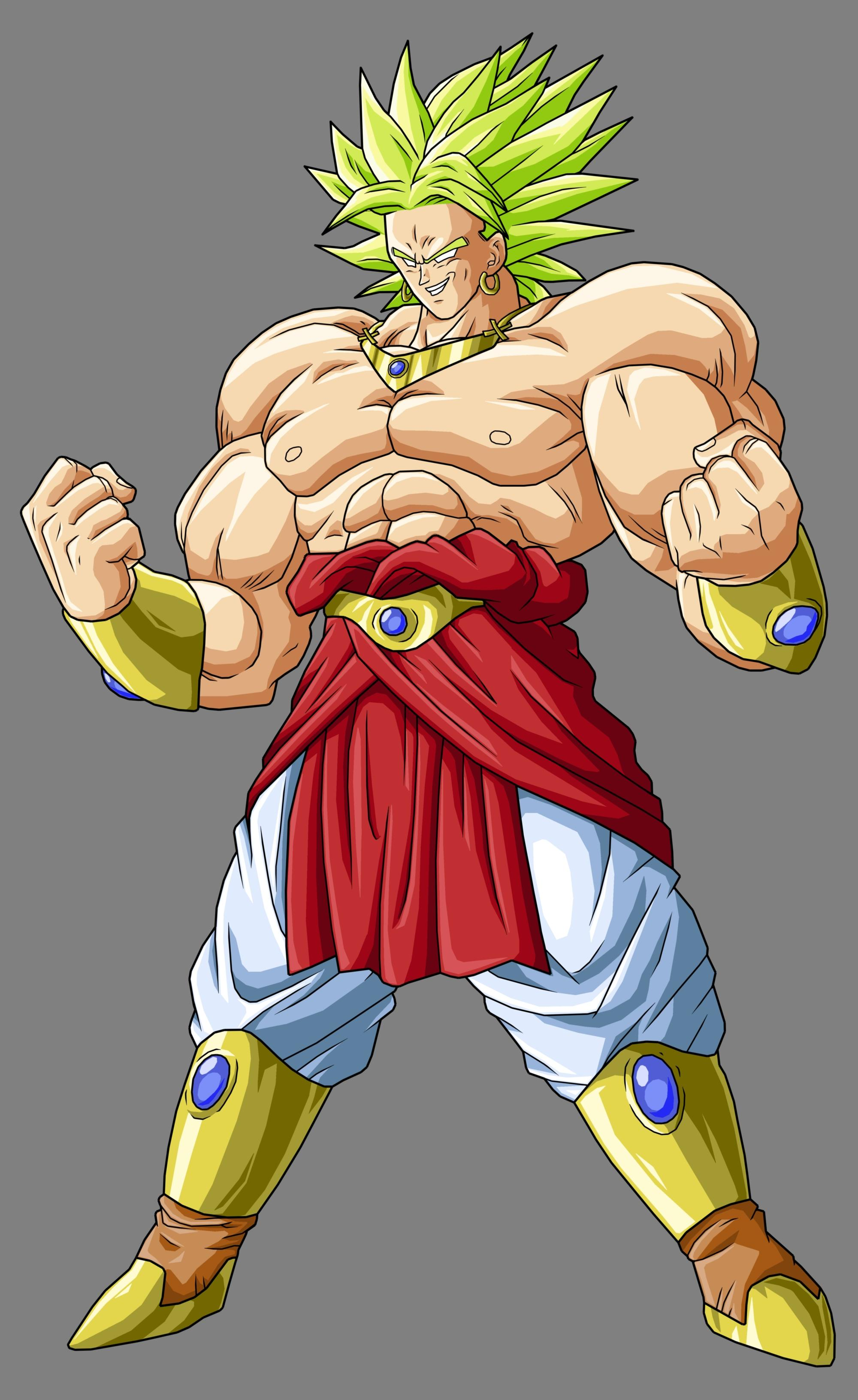 Bio broly dreager1 39 s blog - Broly dragon ball gt ...