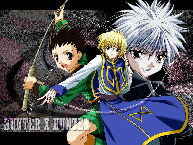Hunter X Hunter Ryodan