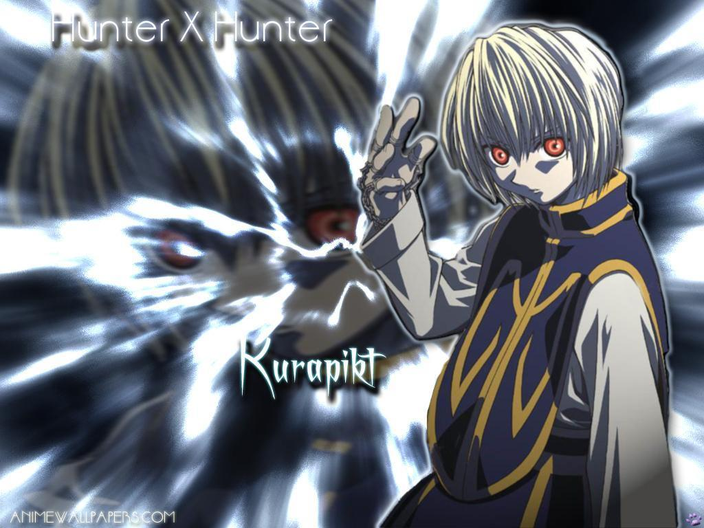 Kurapika Vs Real Black Widow