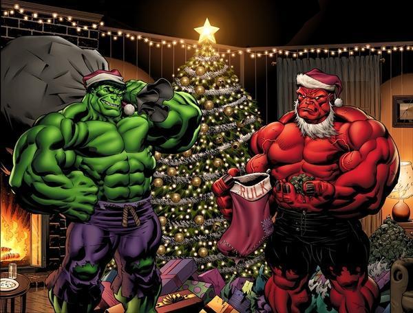 Red Hulk Green Hulk Grey Hulk Red Hulk vs Green Hulk