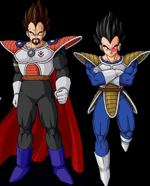 King Vegeta vs Frieza King Vegeta is a Proud Warrior