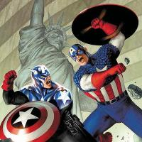 Bucky vs Captain America