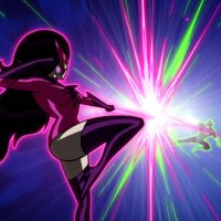 Star Sapphire vs Green Lantern