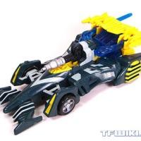 Mirage (Vehicon) vs Tengu Shredder