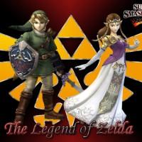 Link vs Zelda