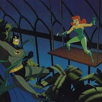 Batman vs Poison Ivy