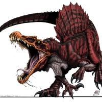 Brontosaurus vs Spinosaurus