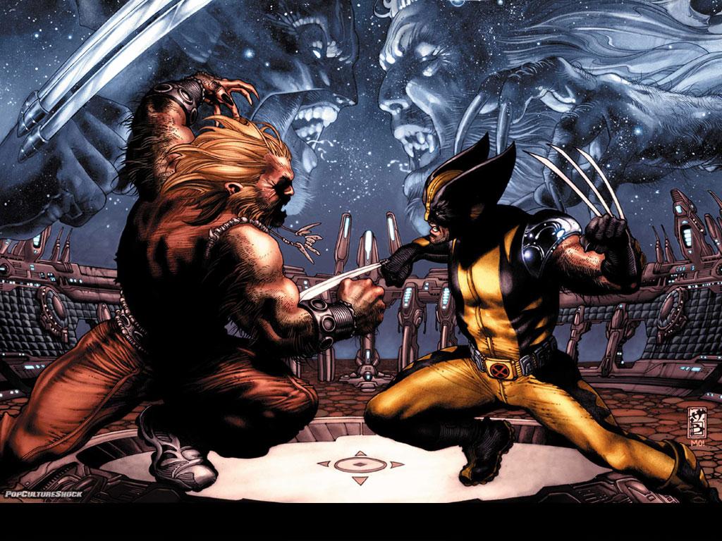 01d476a4faf Wolverine vs Sabretooth – DReager1.com