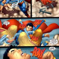 Superman vs Supergirl