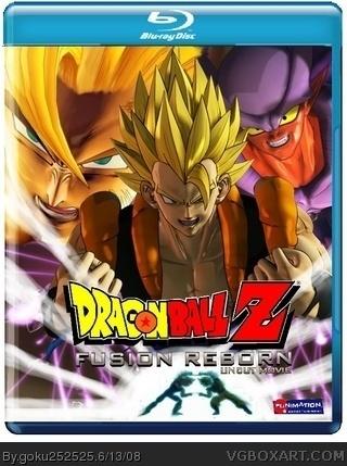 Dragon Ball Z Fusion Reborn | DReager1's Blog
