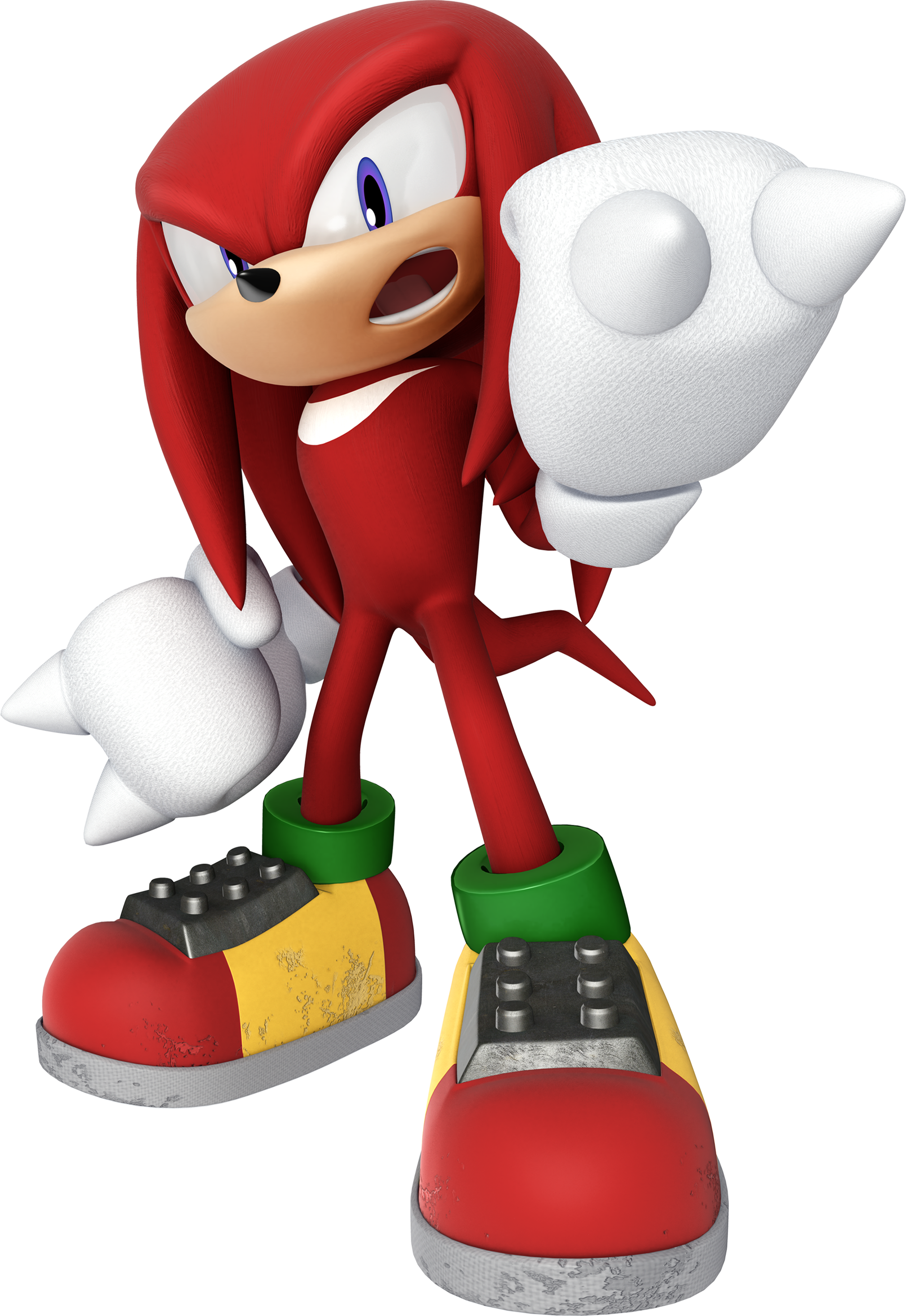 Knuckles Battles | DReager1's Blog